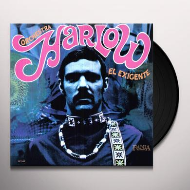 Orchestra Harlow EXIGENTE Vinyl Record