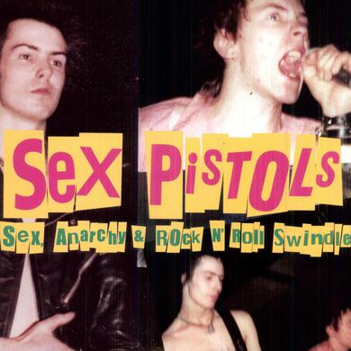 Sex Pistols SEX ANARCHY & ROCK N ROLL SWINDLE Vinyl Record