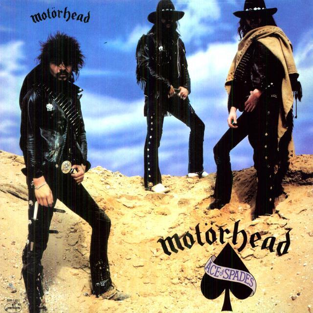 Motorhead ACE OF SPADES (Vinyl)