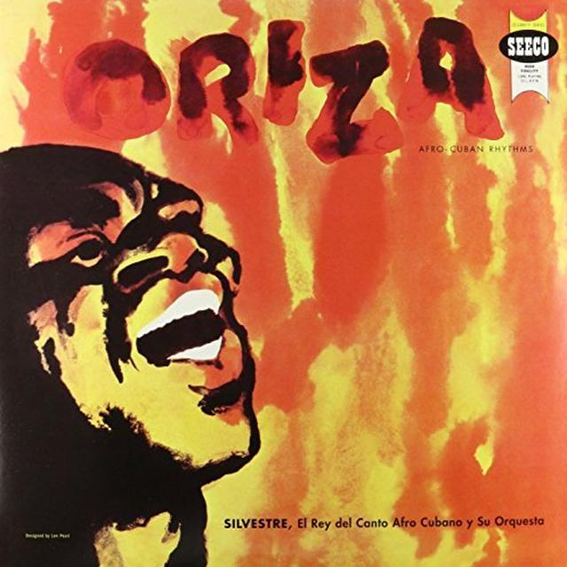 Oriza - Afro-Cuban Rhythms SILVESTRE EL REY DEL RITMO AFRO-CUBANO Vinyl Record