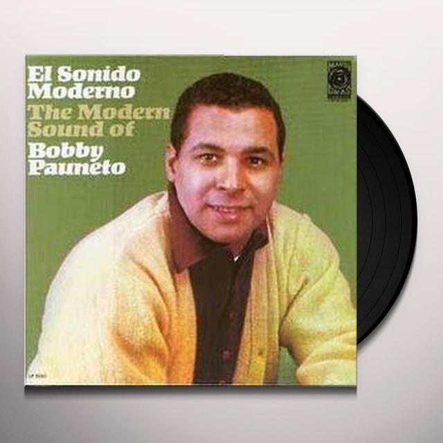 Bobby Paunetto MODERN SOUND OF Vinyl Record