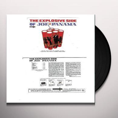 EXPLOSIVE SIDE OF JOE PANAMA Vinyl Record