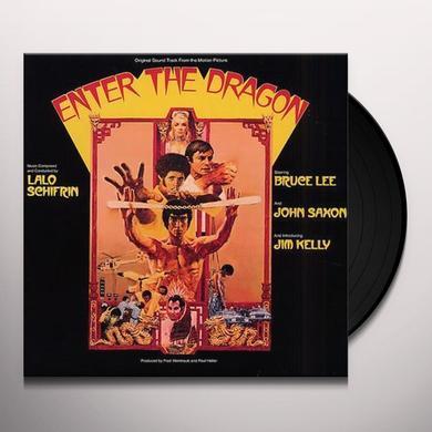 Lalo (Ogv) Schifrin ENTER THE DRAGON / O.S.T. Vinyl Record