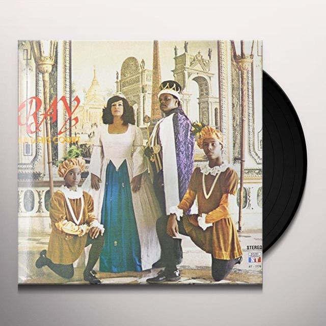 RAY & HIS COURT Vinyl Record