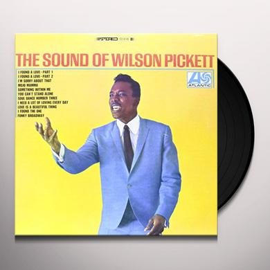 SOUND OF WILSON PICKETT Vinyl Record