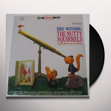 Nutty Squirrels BIRD WATCHING Vinyl Record