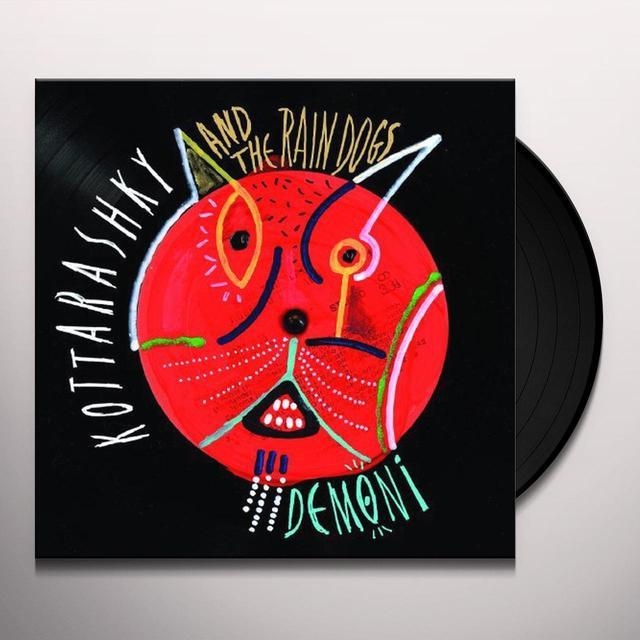 Kottarashky & Rain Dogs DEMONI Vinyl Record