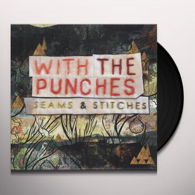 With The Punches SEAMS & STITCHES Vinyl Record
