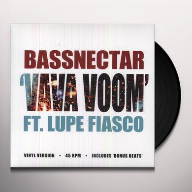 Bassnectar VAVA VOOM Vinyl Record