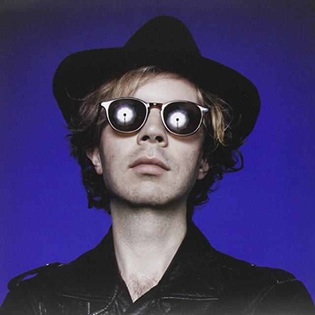 Beck I JUST STARTED HATING SOME PEOPLE TODAY / BLUE Vinyl Record