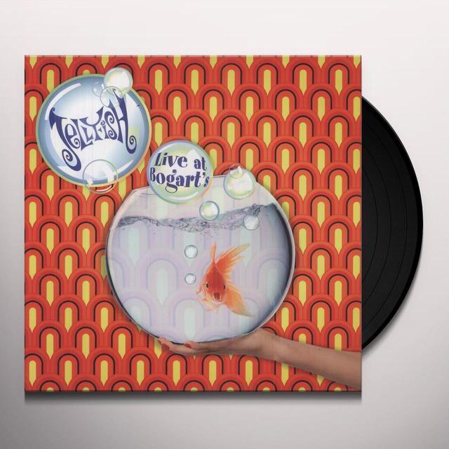 Jellyfish LIVE AT BOGART'S 1991 Vinyl Record