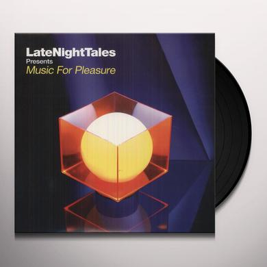Groove Armada LATE NIGHT TALES Vinyl Record