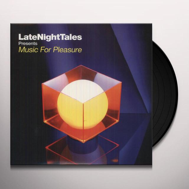 Groove Armada LATE NIGHT TALES Vinyl Record - Black Vinyl, Gatefold Sleeve, 180 Gram Pressing, Digital Download Included