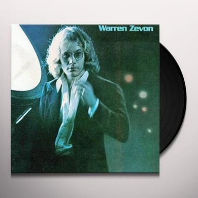 WARREN ZEVON Vinyl Record - 180 Gram Pressing