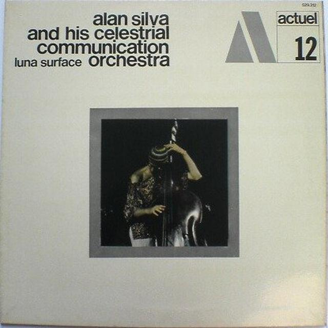 Alan Silva LUNA SURFACE Vinyl Record - 180 Gram Pressing
