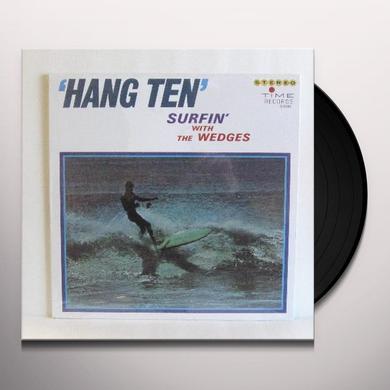 Wedges HANG TEN Vinyl Record