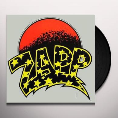 ZAPP II Vinyl Record