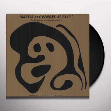 ANGELS & DEMONS Vinyl Record