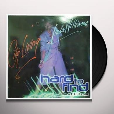 Linda Williams CITY LIVING Vinyl Record