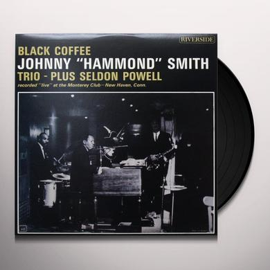 "Johnny ""Hammond"" Smith BLACK COFFEE Vinyl Record"