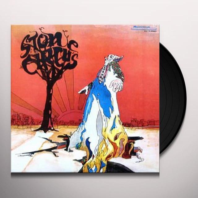 STONE CIRCUS Vinyl Record - 180 Gram Pressing