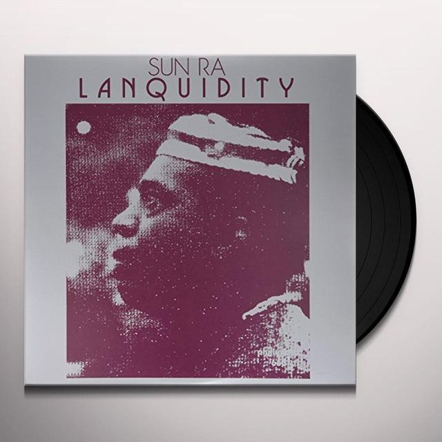 LANQUIDITY Vinyl Record - 180 Gram Pressing