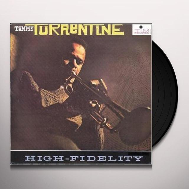 TOMMY TURRENTINE Vinyl Record