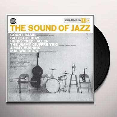 Sound Of Jazz / Various (Ogv) SOUND OF JAZZ / VARIOUS Vinyl Record - 180 Gram Pressing