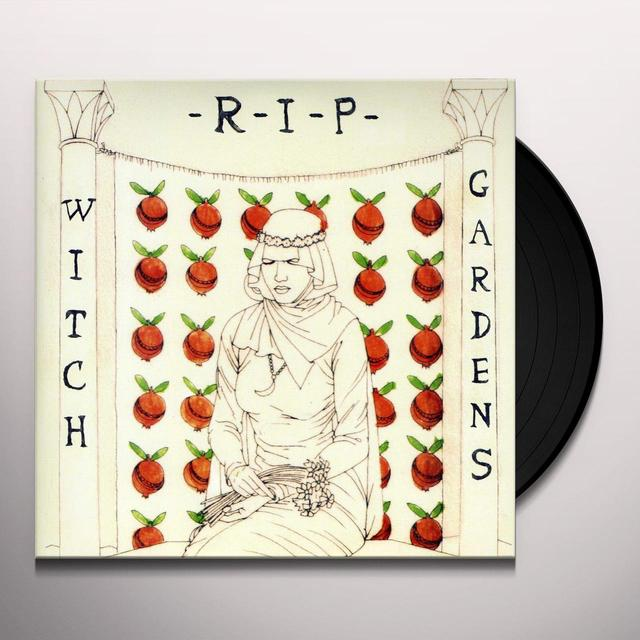 Witch Gardens RIP Vinyl Record - Limited Edition, MP3 Download Included