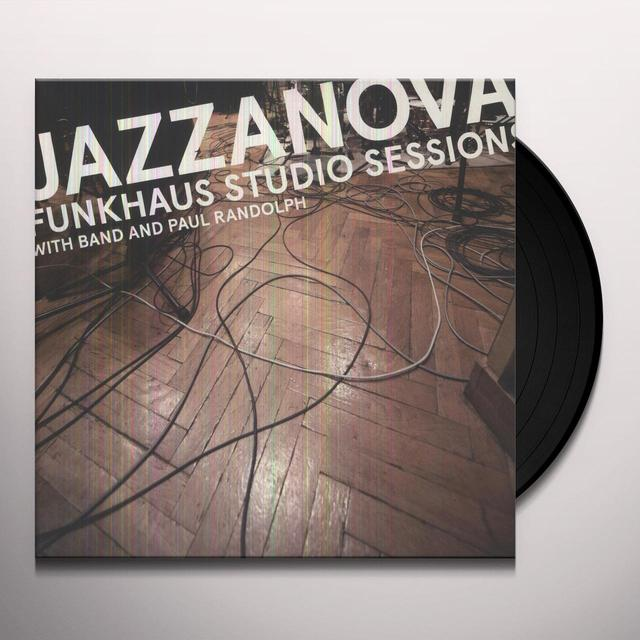 Jazzanova FUNKHAUS STUDIO SESSIONS (Vinyl)