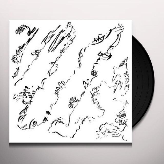Blues Control VALLEY TANGENTS Vinyl Record