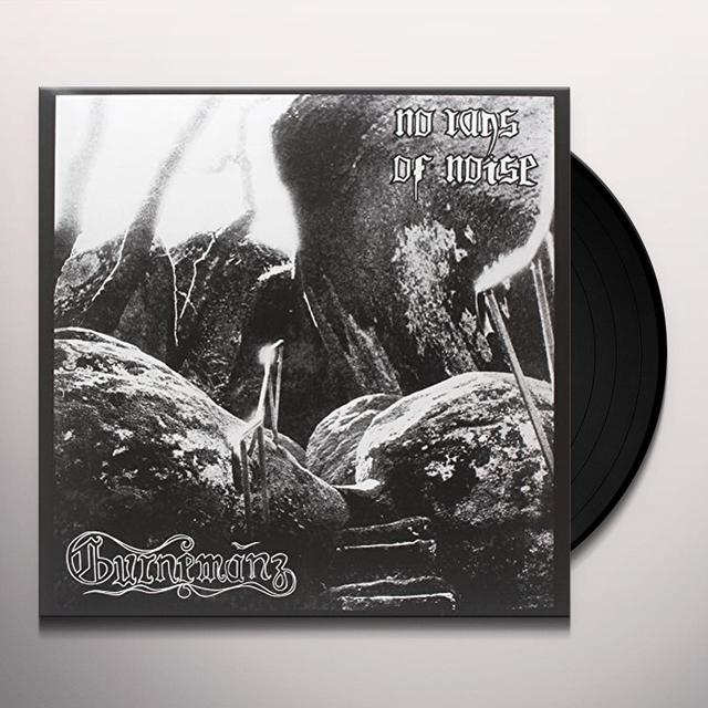 Gurnemanz NO RAYS OF NOISE Vinyl Record - Limited Edition, 180 Gram Pressing