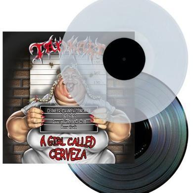 Tankard GIRL CALLED CERVEZA Vinyl Record - UK Release