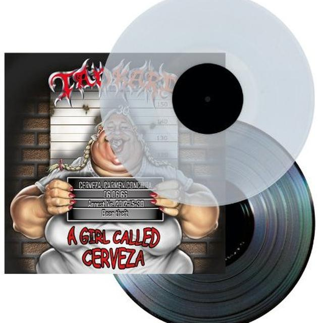 Tankard GIRL CALLED CERVEZA Vinyl Record - UK Release