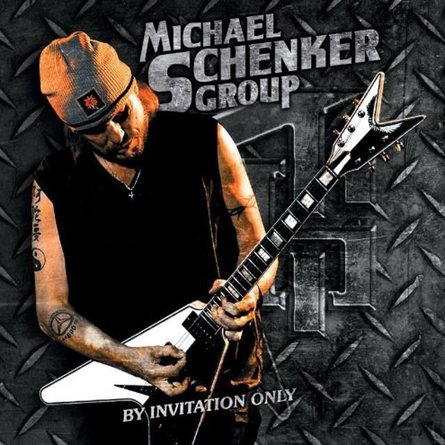 Michael Group Schenker BY INVITATION ONLY Vinyl Record - 180 Gram Pressing