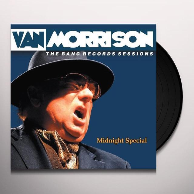 Van Morrison MIDNIGHT SPECIAL Vinyl Record - Limited Edition