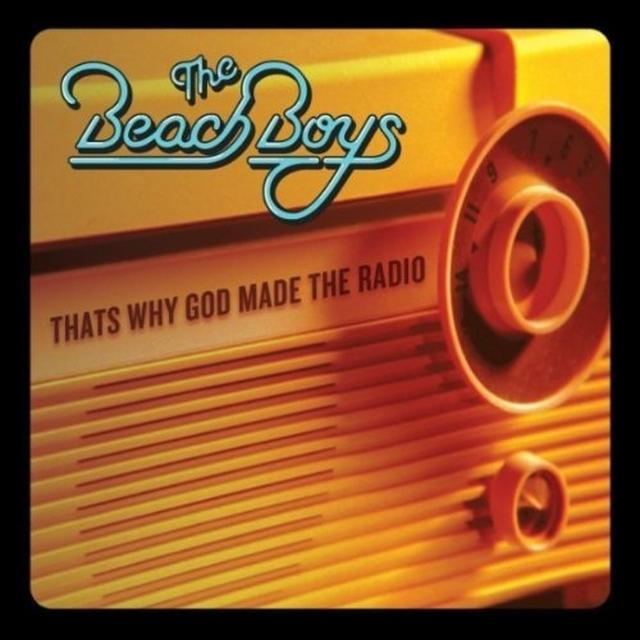 The Beach Boys THAT'S WHY GOD MADE THE RADIO Vinyl Record