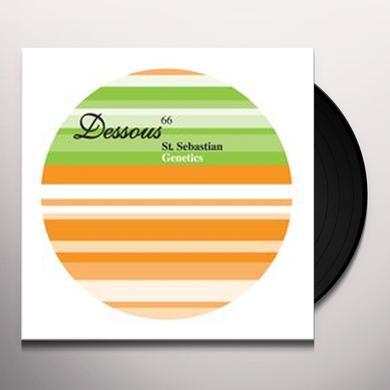 St Sebastian GENETICS (EP) Vinyl Record