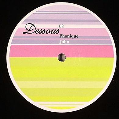 Phonique JOHN Vinyl Record