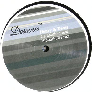 Henry & Denis CATABOLISM Vinyl Record