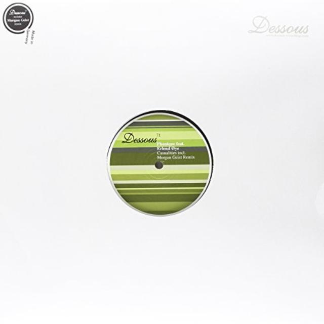 Phonique CASUALITIES Vinyl Record