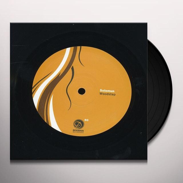 Solomun WOODSTEP Vinyl Record