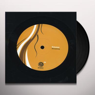 Solomun WOODSTEP (EP) Vinyl Record