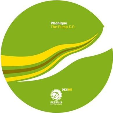 Phonique PUMP Vinyl Record