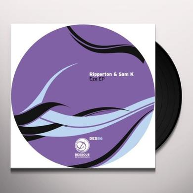 Ripperton & Sam K EZE (EP) Vinyl Record