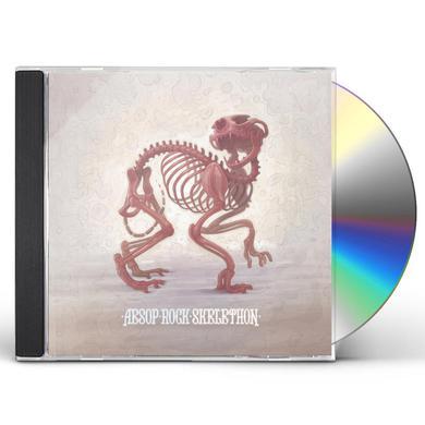 Aesop Rock SKELETHON CD