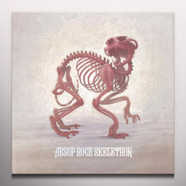 Aesop Rock SKELETHON Vinyl Record