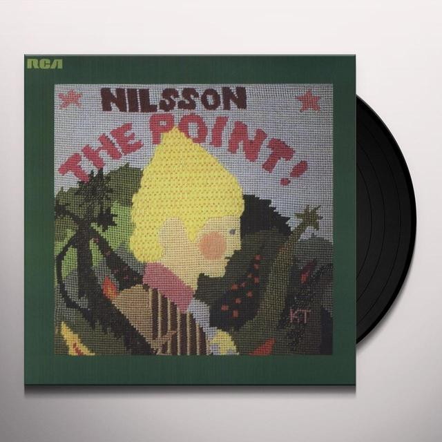 Harry Nilsson POINT Vinyl Record - Remastered