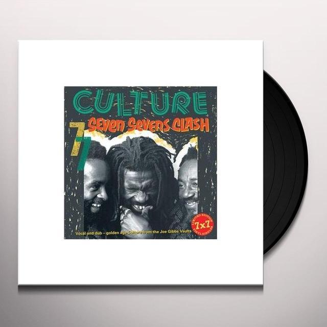 Culture SEVEN SEVENS CLASH Vinyl Record