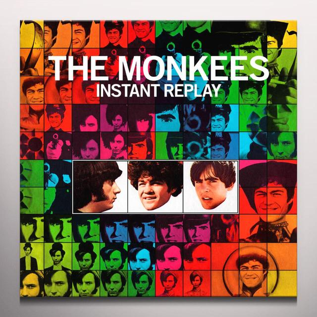 The Monkees INSTANT REPLAY Vinyl Record